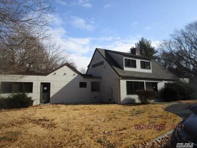Glen Head Single Family Home For Sale: 1639 Cedar Swamp Rd