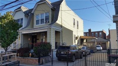 Middle Village Single Family Home For Sale: 78-18 68th Ave