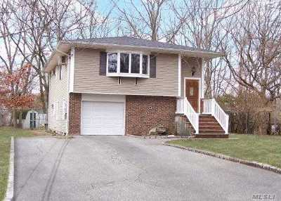 Hauppauge Single Family Home For Sale: 138 Walter Ave