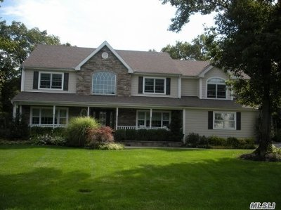 Commack Single Family Home For Sale: 4 Pine St
