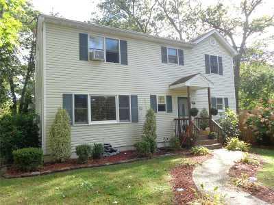 Centereach Single Family Home For Sale: 49 Henry Rd