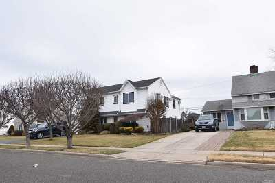 Wantagh Single Family Home For Sale: 86 Weaving Ln