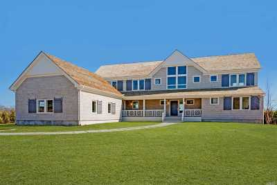 Quogue Single Family Home For Sale: 20 Assups Neck Ln
