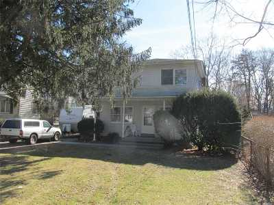 Ronkonkoma Single Family Home For Sale: 162 Pleasant St
