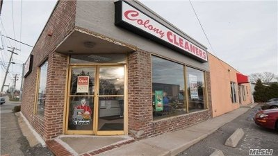 Patchogue Commercial For Sale: 295 Medford Ave