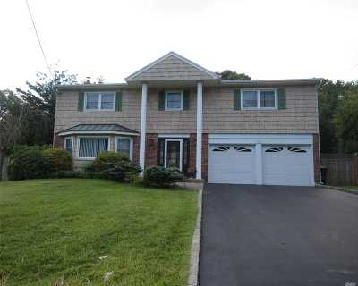 Setauket Single Family Home For Sale: 18 Campus Dr