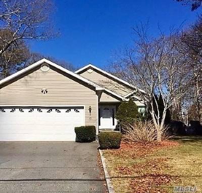 Hampton Bays Single Family Home For Sale: 43 School St