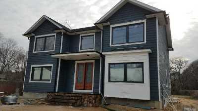Bohemia Single Family Home For Sale: 1260 Smithtown Ave