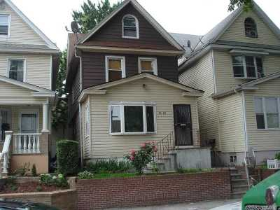 Woodhaven Single Family Home For Sale: 85-20 Woodhaven Blvd