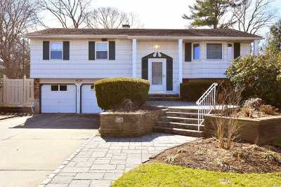 Hauppauge Single Family Home For Sale: 158 S Plaisted Ave