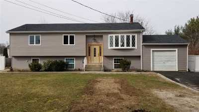 Coram Single Family Home For Sale