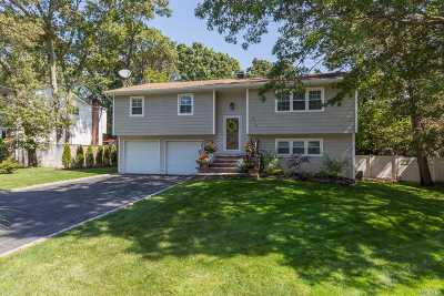 Ronkonkoma Single Family Home For Sale: 275 Avenue B