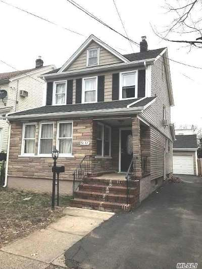 Floral Park Single Family Home For Sale: 94-47 240 St