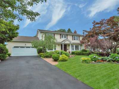 West Islip Single Family Home For Sale: 7 Michalis Ct