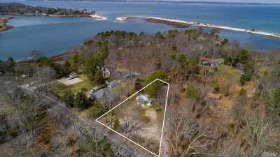 Hampton Bays Single Family Home For Sale: 150 Red Creek Rd
