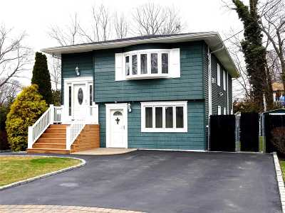 Ronkonkoma Single Family Home For Sale: 211 Seneca St
