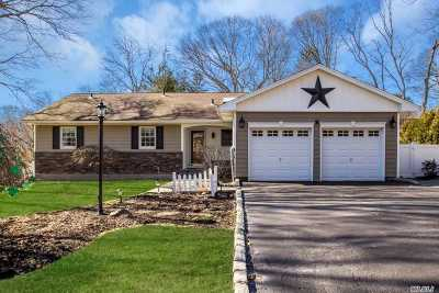 Setauket NY Single Family Home For Sale: $524,990