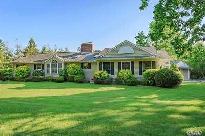 Setauket Single Family Home For Sale: 22 Maple Rd