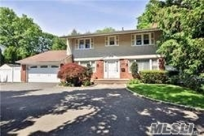 Syosset Single Family Home For Sale: 257 Berry Hill Rd
