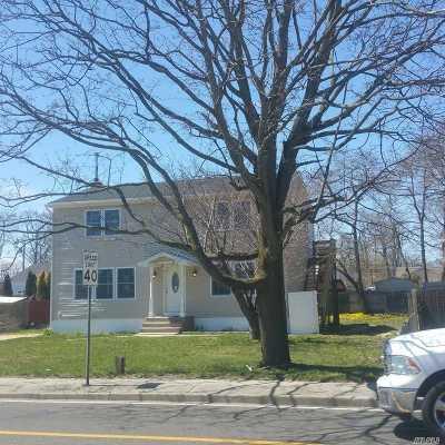 Deer Park Single Family Home For Sale: 196 Commack Road