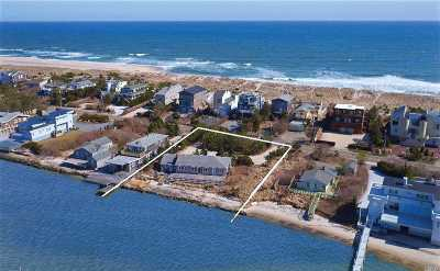 Westhampton Bch Single Family Home For Sale: 516 Dune Rd