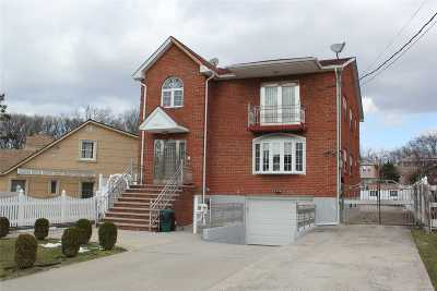 Jamaica Estates Single Family Home For Sale: 198-15 Epsom Course