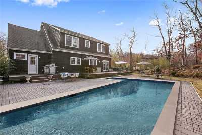 East Hampton Single Family Home For Sale: 32 Deep Six Dr