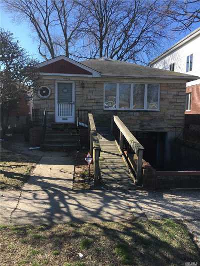 Fresh Meadows Single Family Home For Sale: 16806 Jewel Ave