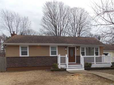 Islip Single Family Home For Sale: 206 Woodmere St