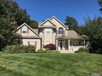 Stony Brook Single Family Home For Sale: 5 Alicia Ct