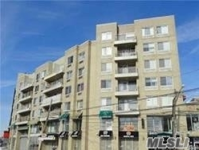 Elmhurst Condo/Townhouse For Sale: 81-15 Queens Blvd #4A