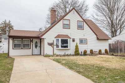 Hicksville Single Family Home For Sale: 41 Pewter Ln