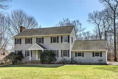 Aquebogue Single Family Home For Sale: 43 Ida Ln