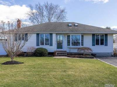 Smithtown Single Family Home For Sale: 12 Hofstra Dr