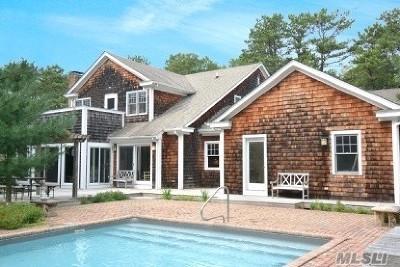 East Hampton Single Family Home For Sale: 113 Swamp Rd