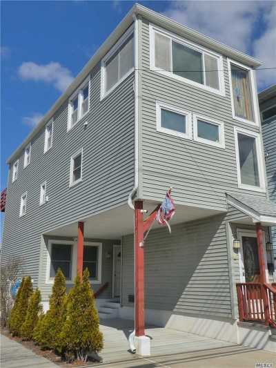 Long Beach NY Single Family Home For Sale: $849,000