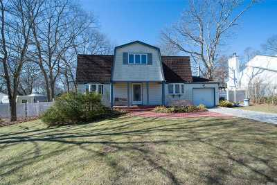 Ronkonkoma Single Family Home For Sale: 16 Port Ave