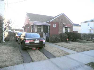 Single Family Home For Sale: 132-14 155th St