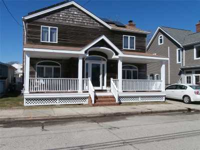 Point Lookout Single Family Home For Sale: 63 Cedarhurst Ave