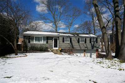 Ronkonkoma Single Family Home For Sale: 19a 3rd St