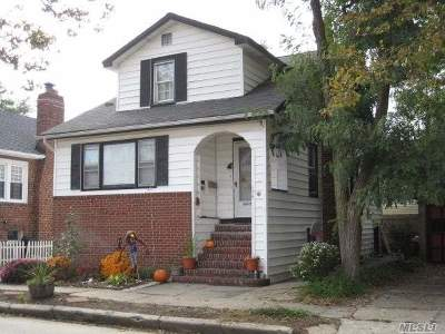 Long Beach NY Single Family Home For Sale: $449,000