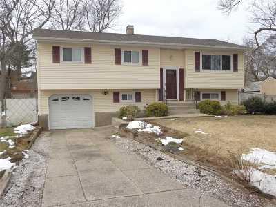 Centereach Single Family Home For Sale: 44 Ronkonkoma Blvd