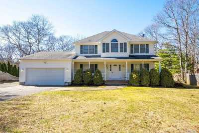 Hampton Bays Single Family Home For Sale: 61 Washington Heigh Ave