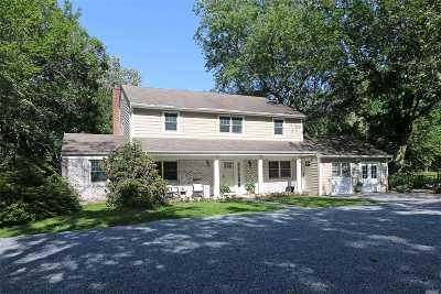 Huntington Single Family Home For Sale: 70 Old Field Rd
