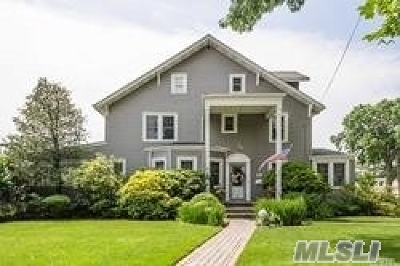 Single Family Home For Sale: 16 Sachem St