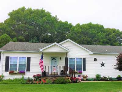Calverton Single Family Home For Sale: 1407-117 Middle Rd