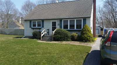 Hampton Bays Single Family Home For Sale: 5 Francis Pl