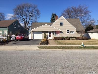 Levittown Single Family Home For Sale: 43 Grey Ln