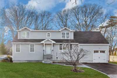 Bay Shore Single Family Home For Sale: 52 Degnon Blvd