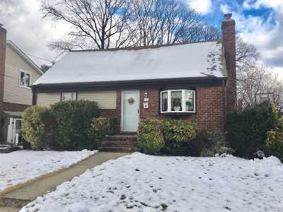 N. Bellmore Single Family Home For Sale: 117 Soifer Ave
